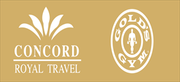 Concord Royal Travel  Logo