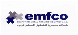 "Jobs and Careers at Egyptian Metal Forming Co ""EMFCO"", Egypt 